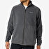 AM0233 BASIN TRAIL FLEECE FULL ZIP Gri Erkek Polar